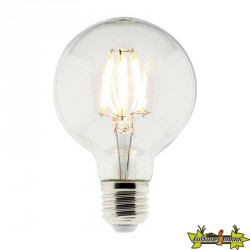 455050 AMPOULE LED FILAMENT GLOBE 6W E27 2700K 810LM