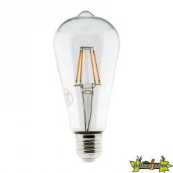 455051 AMPOULE LED FILAMENT ST64 4W E27 2700K 345LM