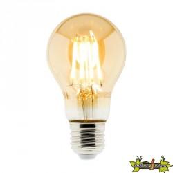 454901 AMPOULE LED FILAMENT AMBRÉE STANDARD 4W E27 345 LM