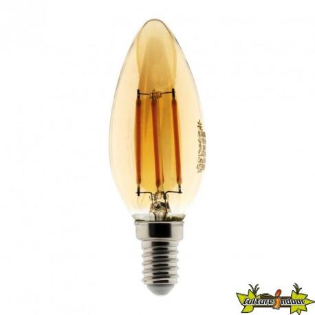 4w Elexity Led Lumens Flamme Ambrée Ampoule 345 Filament E14 txQrhsdC