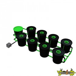 ALIEN 8 POTS 30L RDWC XL / 1 BOX