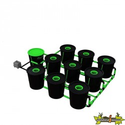 ALIEN 9 POTS 30L RDWC XL / 2 BOX