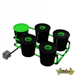 ALIEN 4 POTS 30L RDWC XL / 1 BOX