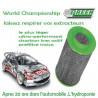 Filtre à charbon actifs souple et léger Green Air Carbon 200mm 1000m3/h CH18