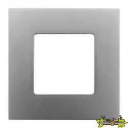 133096 PLAQUE CLARYS METAL ANODISE