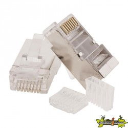 1576 LOT 2 FICHES RJ45 CAT6