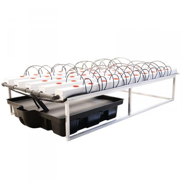 Système aéroponique Aerotube 50 - Platinium Hydroponics