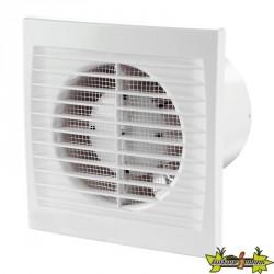 Aérateur silencieux SILENTA-S 100 - TIMER - 100MM - Winflex Ventilation
