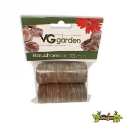VG GARDEN - Recharge - 20 coco pellets