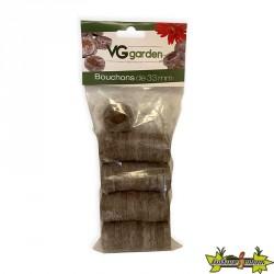 VG GARDEN - Recharge - 42 coco pellets