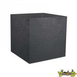 EDA - Pot Carré Volcania - Gris anthracite - 57L