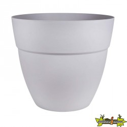 13567 G.BT POT CANCUN 70CM BETON 165L 70X61.7CM