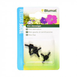 irrigation, arrosage Blumat T 3mm x 3pcs
