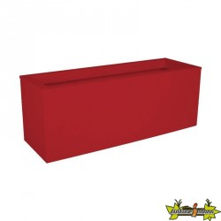 BALCONNIERE GRAPHIT UP 25L ROUGE RUBIS 59X19,5X22,8CM