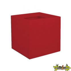 CARRE GRAPHIT UP ROUGE RUBIS 21L 29,5x29,5x29,5CM
