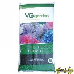 VG Garden - Terre dite de Bruyère - 40L