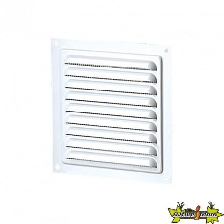 A/ération de lair Grille da/ération Grille de ventilation en m/étal avec protection anti-insectes