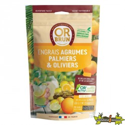 OR BRUN ENGRAIS AGRUMES/PALMIERS 650G