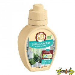 OR BRUN ENGRAIS CACTUS 250ML