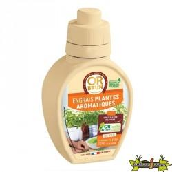 Or brun engrais aromatiques 250ml