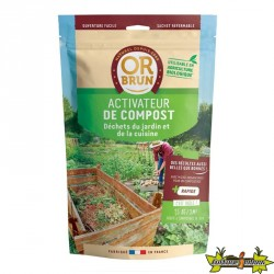 OR BRUN ACTIVATEUR DE COMPOST 1,5KG