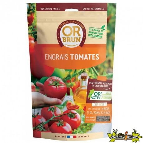 Or Brun Engrais Tomates 1 5kg Or Brun 8 95 Culture Indoor