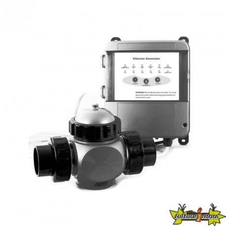 Ubbink - Système d'électrolyse au sel pour piscine - désinfectant [SUR COMMANDE]