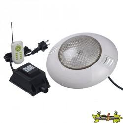 SPOT LED 406 RGB ROUGE/VERT/BLEU/VARIO INC. TÉLECOMMANDE