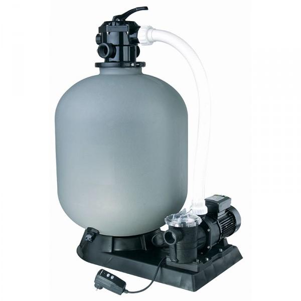 Ubbink - Kit filtre à sable Poolfilter Set ø600mm - 13m³/h [LIVRAISON 2 SEMAINES]