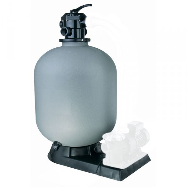 Ubbink - Filtre à sable Poolfilter ø600mm - 13m³/h [LIVRAISON 2 SEMAINES]