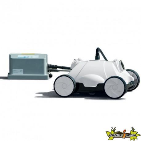 ROBOTCLEAN 1 (BLACK/WHITE) NETTOYEUR FOND DE P.10X6M