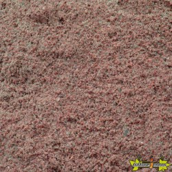 SABLE DE CONCASSAGE ROUGE 0-2 MM -GRANIT ROUGE 20KGS