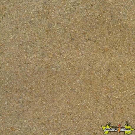 SABLE DE CONCASSAGE 0-3 MM -QUARTZ BEIGE 20KGS
