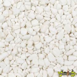 GRAVIER POLAR WHITE 25-40 MM -DOLOMITE BLANC 20KGS