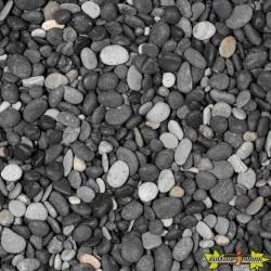 GRAVIER CASTLE BLACK 8-16 MM -CALCAIRE NOIR 20KGS