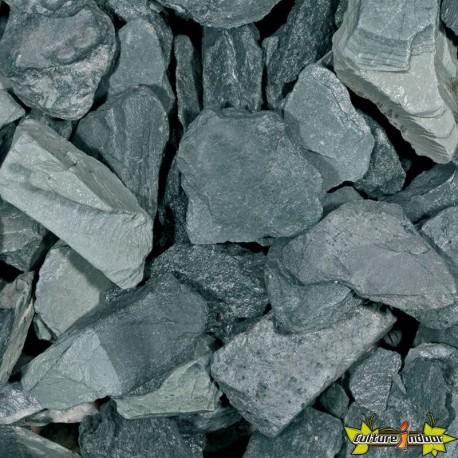 CANADIAN SLATE GREEN 30-60 MM -SCHISTE VERT 20KGS