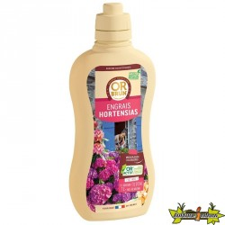 Or brun - Engrais Hortensia 1L