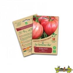 La semence Bio - Tomate rosa