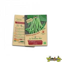 La semence Bio - Haricot vert grimpant emerite
