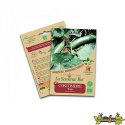 La semence Bio - Concombre tanja