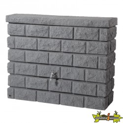 LDD KIT RESERVOIR ROCKY 400L GRIS GRANITE