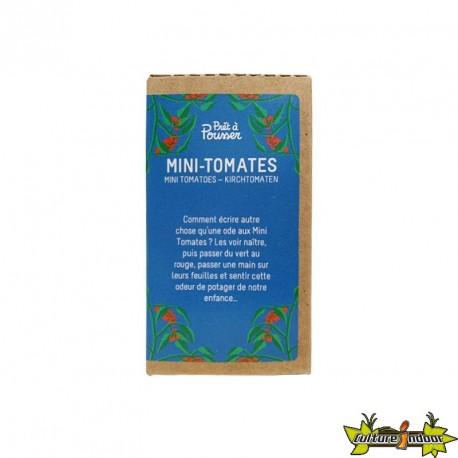 Prêt à pousser - Capsule de mini-tomates