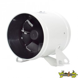 BULLFAN INLINE EC FAN 250MM 1808M3/H