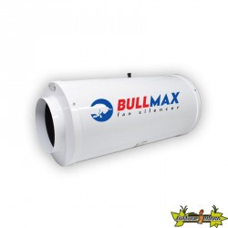Bullfilter - Extracteur d'air silencieux Bullmax - 200mm - 1205m³/h