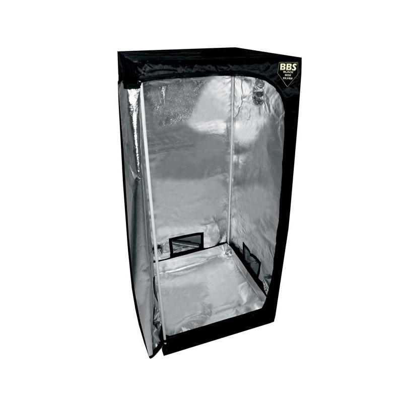Blackbox silver chambre de culture bbs v2 80x80x180 cm - Chambre de culture 80x80x180 ...