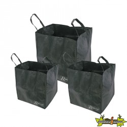 LOT 3 SACS JARDIN MULTIFCTIONS 70L / 100L / 170L