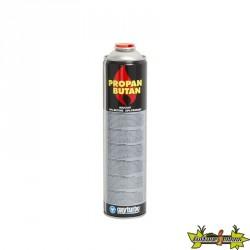 RECHARGE GAZ PROPANE/BUTANE 330GR