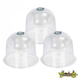 Cloches avec ventilation H 20 X Diam 255 mm