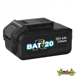 BATTERIE 20V 4AMP R-BAT20