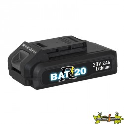 BATTERIE 20V 2AMP R-BAT20
